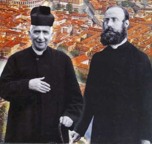 Don Desenzani e Don Calabria