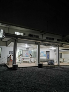 BFPC during the pilot extension of clinic hours until 10PM f1